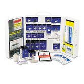 Large First Aid Kit, 209 Pieces, Osha Compliant, Plastic Case