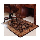 Caper Low Pile Carpet Chair Mat