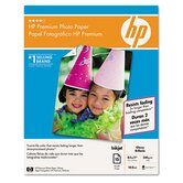 Glossy Premium Photo Paper, 8-1/2 x 11, 15 Sheets per Box