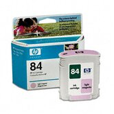 C5018A (HP84) Inkjet Cartridge, Light Magenta