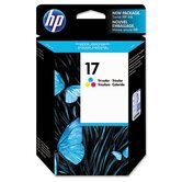 C6625A (17) Ink Cartridge, 410 Page-Yield