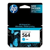 CB318WN (HP564) Inkjet Cartridge, Cyan