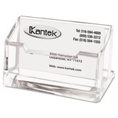 Business Card Holder, Capacity 80 Cards
