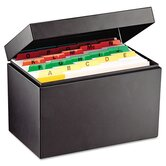 Steelmaster Index Card File Holds 900 5 X 8 Cards
