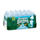 Bottles Spring Waters, .5 Liter, 24/CT