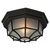 Outdoor 10.6&quot; One Light Flush Mount - Energy Star