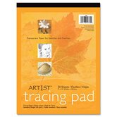 Art1St Parchment Tracing Paper, 9 X 12, 50 Sheets