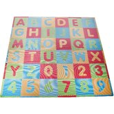 Tadpoles 36 Piece ABC Playmat Set