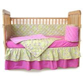 Cherry Blossom Crib Bedding Collection