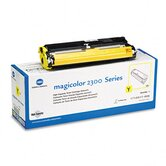 1710517006 High-Yield Toner, 4500 Page-Yield, Yellow