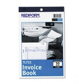 Invoice Book, 50 Sets/Book