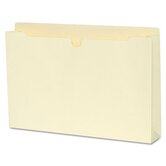 Expanding File Jackets with 1 1/2 Inch Expansion, Legal, 50/Box