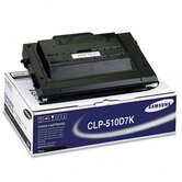 CLP510D7K Laser Print Cartridge, High-Yield, Black