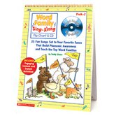 Word Family Sing-along Flip Chart &amp;