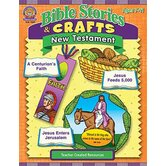 Bible Stories &amp; Crafts New