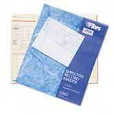 Employee Record Master File Jacket, 9 1/2 x 11 3/4, 10 Pt. MLA, 15/Pk