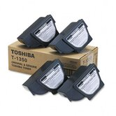 T1350 Laser Cartridge, 4/Carton, Black