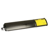 T281CY Toner, 10000 Page-Yield, Yellow