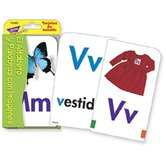 Pocket Flash Cards Spanish Alpha