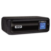 Smart LCD 1000Va Ups 120V with Usb, Rj11, Coax, 8 Outlet