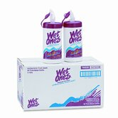 Wet Ones Antibacterial Moist Towelettes, 12/Carton