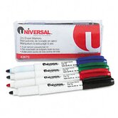 Pen Style Dry Erase Markers (Set of 4)