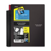 Five Star Advance Wirebound Notebook, College Rule, Letter, 1 Subject 100 Sheets/Pad