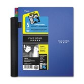 Advance Corner Tab 5-Subject College Ruled Notebook
