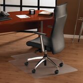 Cleartex Ultimat Anti-Slip Hard Floor Lipped Edge Chair Mat