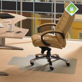 Ecotex Low Pile Carpet Lipped Edge Chair Mat