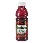 Cranberry, 10-oz. Plastic Bottles, 24 per Carton