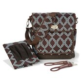 Sahara 2-in-1 Backpack Diaper Bag