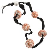 Pearl Necklace Set in Coral Collection by Alexander van Slobbe