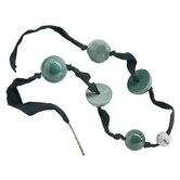 Pearl Necklace in Jade Collection by Alexander van Slobbe