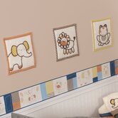 Animal Patch Wall Hanging