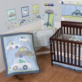Big Wheels Crib Bedding Collection