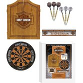 Harley Davidson™ Bar and Shield Dart Kit
