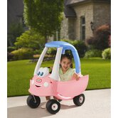 Cozy Coupe - Girl Standard Ride-On