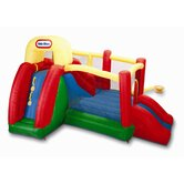 Double Fun 'n Slide Bounce House