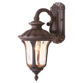 Oxford Outdoor Wall Lantern in Imperial Bronze