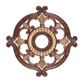 Ceiling Medallion in Verona Bronze