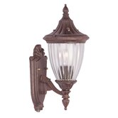 Townsend  Outdoor Wall Lantern in Imperial Bronze