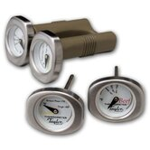 Connoisseur Button Dial Thermometers (Set of 4)