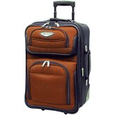 Amsterdam 21&quot; Expandable Rolling Carry On