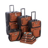 Amsterdam II 4 Piece Luggage Set
