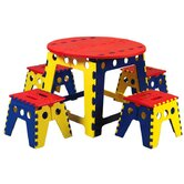 Legacy Kids 5 Piece Table and Chair Set