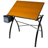 Design Line MDF Melamine Drawing Table