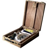 Lelli's Deluxe Easel Box Oil Art Kit