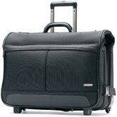Premier Wheeled Garment Bag in Black
