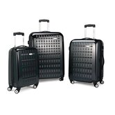 Gravtec 28&quot; 3-Piece Hardsided Spinner Suitcase Set